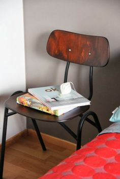 CIRKUS: DIY - chair project