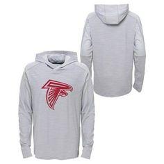Activewear Sweatshirt NFL Atlanta Falcons Team Color XL, Boy's