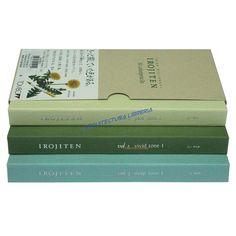 Lápices de color Tombow, Irojiten dictionary Rainforest