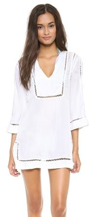 10 Beach Cover-Ups To Take Your From The Beach To The Bar In Style http://ow.ly/xwFRk #Beach #Summer #SummerStyle #Coverups #Hamptons