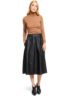 ERIN MIDI - Skirts & Shorts - SHOP READY TO WEAR