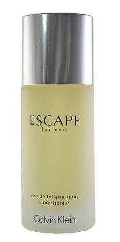 14e7583e328 Calvin Klein Escape Men Eau de Toilette Spray