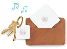 Tile's tracking devices use smart technology to help you track down your lost items and find them quickly. Get peace of mind and free US shipping!