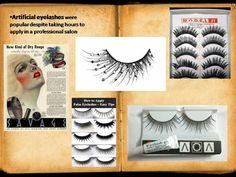 artifical eyelashes