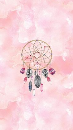 Dreamcatcher Wallpaper...By Artist Unknown...