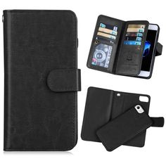 BRG 2 In 1 Magnetic PU Leather Wallet Case for Iphone se plus 7 7 plus 8 plus X 9 Card Slots Flip Folio Stand Phone Bag – Find awesome Stuff Leather Skin, Leather Wallet, Pu Leather, Iphone 5s Covers, Iphone 7 Plus Cases, Iphone Wallet Case, Card Wallet, Apple Iphone, Plus 8