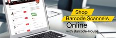 Want to buy barcode scanners online? No need to go further than Barcode-House. We have a variety of barcode devices from which you can choose the right one according to your business needs. http://barcode-house.com/shop/