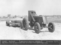 """1941 """"ARMORED"""" Model A John Deere Tractor Image"""