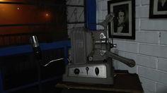 Antigua Máquina Proyectora de cine