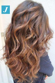Your Natural Shades _ Degradé Joelle #cdj #degradejoelle #tagliopuntearia #degradé #igers #musthave #hair #hairstyle #haircolour #longhair #ootd #hairfashion #madeinitaly #wellastudionyc