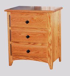 Shaker · Night StandsBedroom Furniture