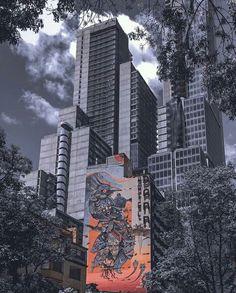 Skyscraper, Multi Story Building, Bella, Ideas, Urban Landscape, Scenery, Pictures, Sweetie Belle, Art