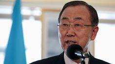 LA VOZ DE SAN JOAQUIN: ONU: Los ataques de Israel contra escuelas en Gaza...