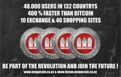 www.megacoin.co.nz   #megacoin #altcoin #cryptocurrency #bitcoin