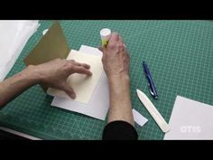 "Otis College Book Arts: Bookbinding: Create a ""Flutter Book"" - YouTube"