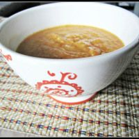 Fall soup: Turnip and carrot soup | infinebalance | infinebalance