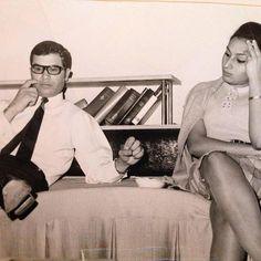 صورة لرضوى عاشور نشرها مريد البرغوثي بمناسبة مرور عامين على رحيلها 26 مايو 1946 - 1 ديسمبر 2014