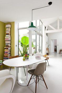 Colourful French Apartment of Designer Caroline Gomez | http://www.yellowtrace.com.au/2013/12/16/caroline-gomez-french-apartment/