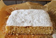 14 pofonegyszerű kevert sütemény, aminél nem állsz meg egy kockánál   NOSALTY Vanilla Cake, Banana Bread, Muffin, Food And Drink, Sweets, Snacks, Cookies, Baking, Bakken