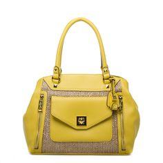 yellow purs, yellow bag, color, summer bags, beig handbag, leather bags