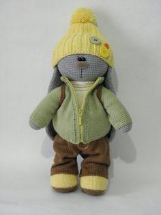 Handmade Вязаные игрушки от Яниной Ольги