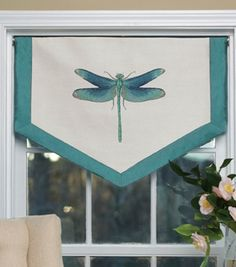 "Square By Design®-Dragonfly 25"" Woven Square,"