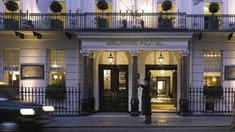 Rocco Forte's Brown's Hotel - London Accommodation Guide - visitlondon.com  Cooper's Hotel