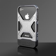 Rokform Rokbed Fuzion iphone 4S case. One of the many cases I am considering.
