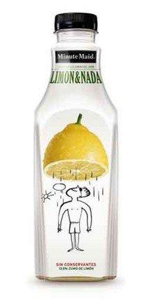 Disfruta de lo sencillo, este es el eslogán de la campaña de limon