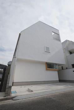木造3階建て | パーティスタイルハウス | アーキッシュギャラリー