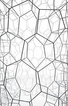 * Hiroshi Yoneya | Form (detail), 2013