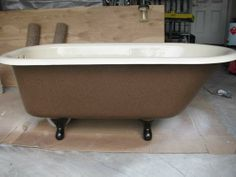 vintage claw foot garden tub | Does Your Clawfoot Tub Look Like This?