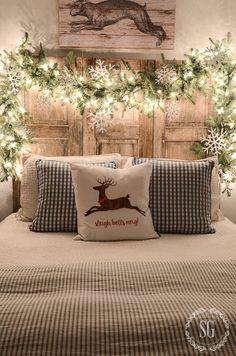Reindeer bed
