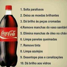 Coca Cola, Smile Dental, Cleaning Hacks, Life Hacks, Drinks, Bottle, Tips, Food, Clean Ceramic Tiles