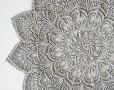 Схема текстурной салфетки IDA