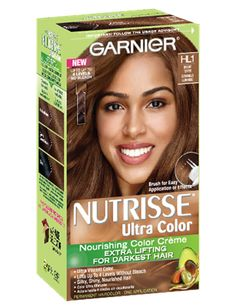 Nourishing Color Creme Hl1 Bright Toffee