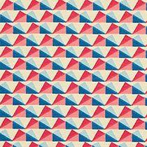 Zomersweat driehoeken 4 – beige - Kinderkledingstoffen- stoffen.net