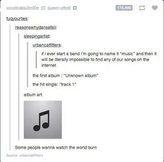 funny tumblr post hashtag music joke ^^^^ because the word hash tag has to be put in every description