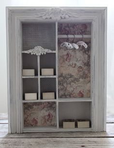 Donna's cabinet by Abi Monroe of Taylor Couture, via Flickr