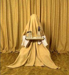 PATTY CARROLL; Anonymous Women: Draped.