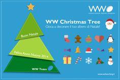 Buon Natale e Felice Anno Nuovo 2014! Con l'occasione ti informiamo che WebWorking rimarrà chiusa dal 24 Dicembre pomeriggio al 6 Gennaio compresi.