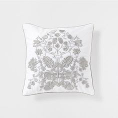 EMBROIDERED CUSHION - Decorative Pillows - Bedroom | Zara Home United States