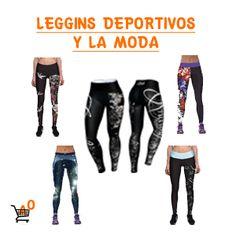 Con estos leggins deportivos estarás a la moda. El fitness y las ganas los pones tu, te mostramos las ventajas de usar estos leggins a la hora del gym, o del running. No te pierdas esta oportunidad.
