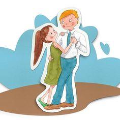 L'avi coneix a l'àvia  #draw #drawing #art #illustration #artist #artwork #instaart #drawings #instadraw #creative #artistic #artsy #myart #watercolor #painting #childish #child #story #tale #grandpa #family #love #rip #grandfather #baby #imissyou #familytime #memories #misshim