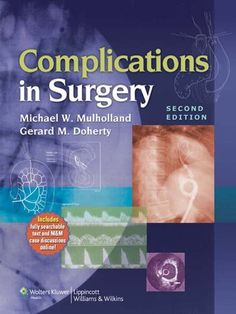 Surgery Books / Page - 21 - Medical Books On-Line Library Medical Textbooks, General Surgery, Medicine Book, Free Books Online, Free Kindle Books, Free Ebooks, Education And Training, Science Books, Risk Management