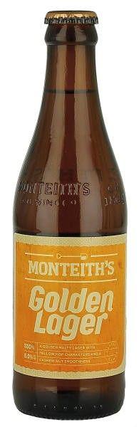 Monteiths Golden Lager