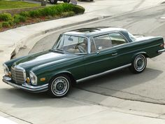 1970 Mercedes 280SE Coupe http://www.ebay.com/itm/331381215683