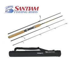 Special Offers - Santiam Fishing Rods Travel Rod 4 Piece 66 4-8LB Ultra-light Graphite Spinning Rod - In stock & Free Shipping. You can save more money! Check It (September 15 2016 at 05:13PM) >> http://fishingrodsusa.net/santiam-fishing-rods-travel-rod-4-piece-66-4-8lb-ultra-light-graphite-spinning-rod/