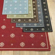 Ballard Design Geneve Indoor/Outdoor Rug   Flooring, Carpet, Rugs ...