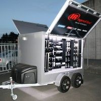 Pinto Trailers :: Enclosed Trailers